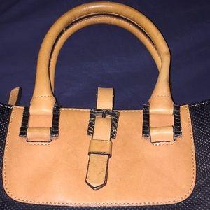 Adrienne Vittadini Bags - Black & Tan Adrienne Vittadini purse/handbag